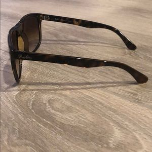 Ray-Ban Accessories - Ray-Ban RB 4147 Unisex Tortoise Sunglasses